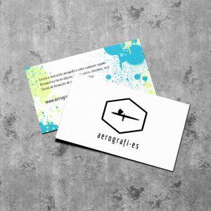 aerografies_business_card